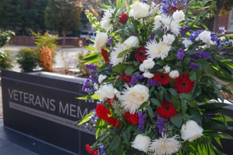 Unlike Memorial Day, which celebrates fallen service members, Veterans Day is set aside to thank and commemorate all who served