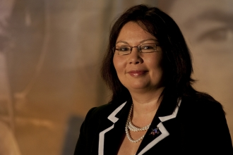 Democratic Sen.-elect Tammy Duckworth, M.A. '92, unseated Republican Mark Kirk to earn a seat in the U.S. Senate.