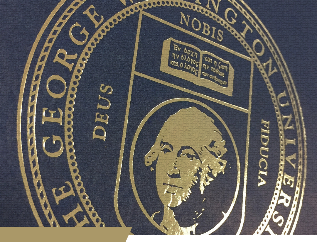 George Washington University Seal